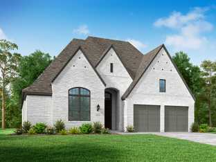 Plan 543 - Woodforest: 55ft. lots: Montgomery, Texas - Highland Homes