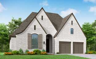 Woodforest: 55ft. lots by Highland Homes in Houston Texas