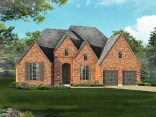 Plan 291 - M3 Ranch: 80ft. lots: Mansfield, Texas - Highland Homes