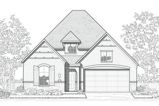 Plan Newport - Edgewater: Webster, Texas - Highland Homes