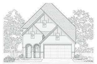 Plan Everleigh - Meridiana: 40ft. lots: Iowa Colony, Texas - Highland Homes
