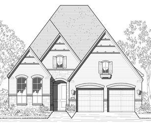 Plan 564 - Elyson: 55ft. lots: Katy, Texas - Highland Homes