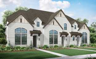 Walsh: Townhomes by Highland Homes in Fort Worth Texas