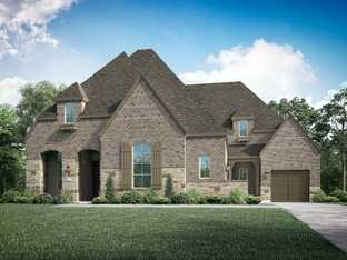 Plan 281 - M3 Ranch: 80ft. lots: Mansfield, Texas - Highland Homes