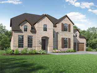 Plan 278 - M3 Ranch: 70ft. lots: Mansfield, Texas - Highland Homes