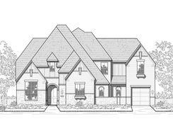 Plan 289 - Saddle Star Estates: Rockwall, Texas - Highland Homes
