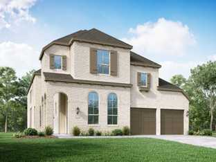 Plan 566 - Cross Creek Ranch: Fulshear, Texas - Highland Homes