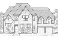 Plan 608 - Aliana: 70ft. lots: Richmond, Texas - Highland Homes