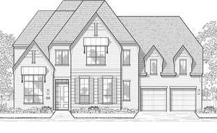 Aliana: 70ft. lots by Highland Homes in Houston Texas