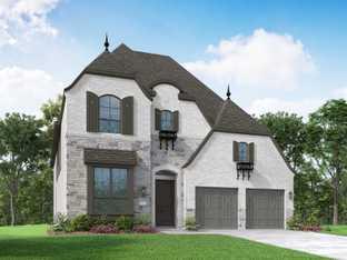 Plan 569 - Star Trail: 55ft. lots: Prosper, Texas - Highland Homes