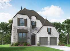 Plan 569 - Cross Creek Ranch: Fulshear, Texas - Highland Homes