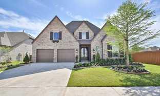 Plan 540 - Aliana: Richmond, Texas - Highland Homes