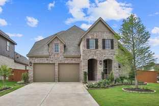 Plan 559H - Aliana: 55ft. lots: Richmond, Texas - Highland Homes