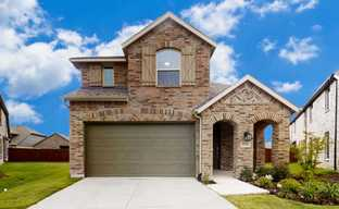 Clements Ranch: 40ft. lots by Highland Homes in Dallas Texas