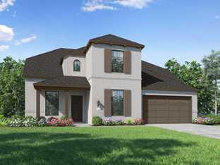 Plan Blenheim - Thompson Farms: 60ft. lots: Van Alstyne, Texas - Highland Homes