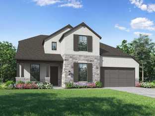 Plan Blenheim - Gateway Parks: 60ft. lots: Forney, Texas - Highland Homes