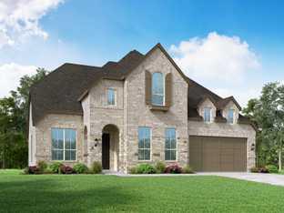 Plan Blenheim - Arrowbrooke: 60ft. lots: Aubrey, Texas - Highland Homes