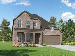 Plan Westbury - Gateway Parks: 60ft. lots: Forney, Texas - Highland Homes