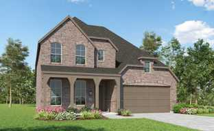 Grand Central Park: 55ft. lots by Highland Homes in Houston Texas