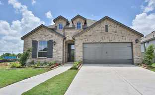 Pomona: 50ft. lots by Highland Homes in Houston Texas