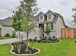 Plan Preston - Woodforest: The Crest: Montgomery, Texas - Highland Homes