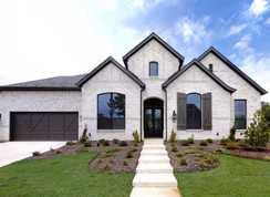 Plan 274 - Wildridge: 70ft. lots: Oak Point, Texas - Highland Homes