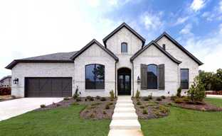 Wildridge: 70ft. lots by Highland Homes in Dallas Texas
