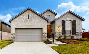 Clements Ranch: 50ft. lots by Highland Homes in Dallas Texas
