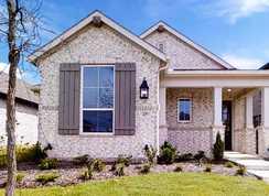 Plan 311 - Trinity Falls: 40ft. lots: McKinney, Texas - Highland Homes