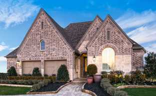 Star Trail: 55ft. lots by Highland Homes in Dallas Texas