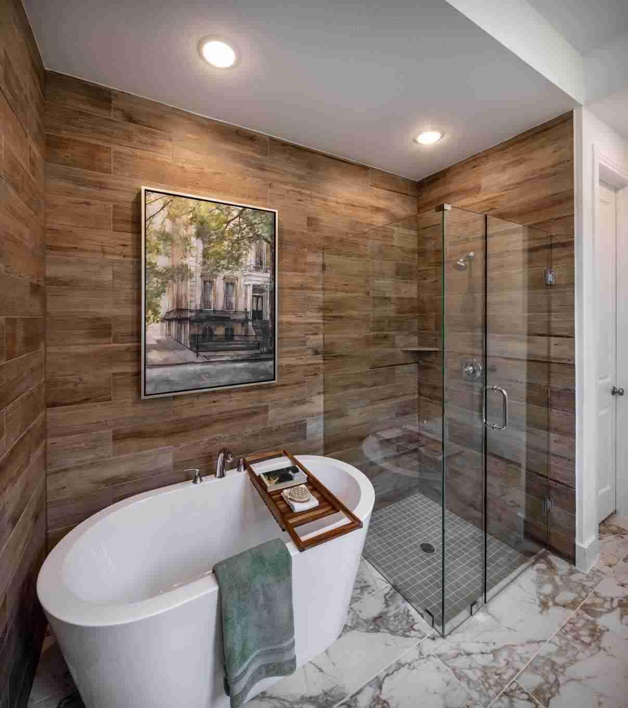 Master Bathroom (Representative Photo)