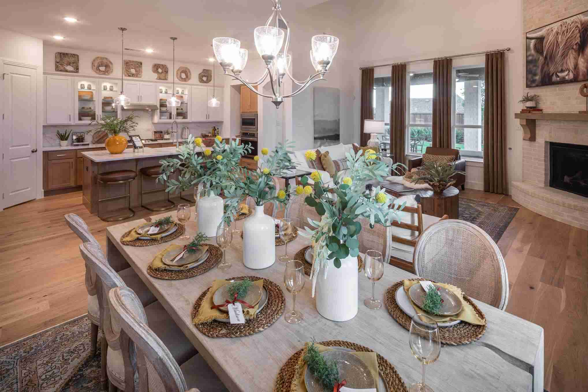 Dining Room (Representative Photo)