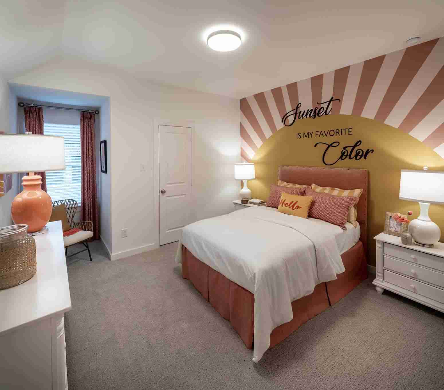 Secondary Bedroom (Representative Photo)