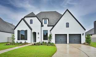 Plan 204 - Pomona: 65ft. lots: Manvel, Texas - Highland Homes