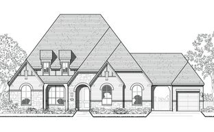 Plan 214G - Canyon Creek Estates: Sherman, Texas - Highland Homes