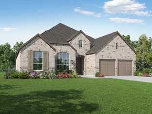 Plan 212 - Tavolo Park: 60ft. lots: Fort Worth, Texas - Highland Homes