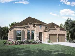 Plan 212 - Bridgeland: 65ft. lots: Cypress, Texas - Highland Homes