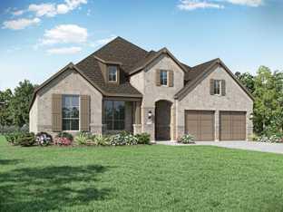 Plan 212 - Pomona: 65ft. lots: Manvel, Texas - Highland Homes