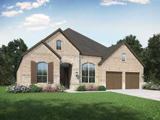 Plan 215 - Ventana: 70ft. lots: Bulverde, Texas - Highland Homes