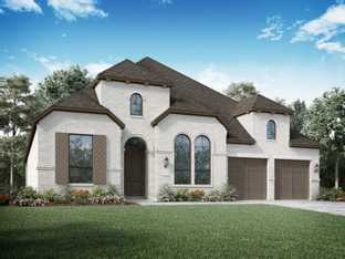 Plan 217 - Elyson: 65ft. lots: Katy, Texas - Highland Homes