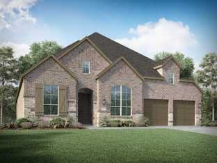 Plan 217 - Liberty: Classic Series - 60ft. lots: Melissa, Texas - Highland Homes
