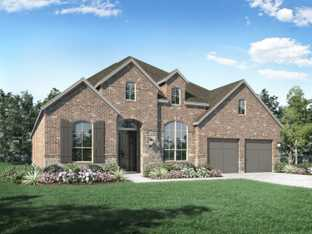 Plan 216 - Parten: 65ft. lots: Austin, Texas - Highland Homes