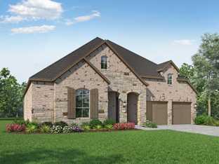 Plan 211 - Tavolo Park: 60ft. lots: Fort Worth, Texas - Highland Homes