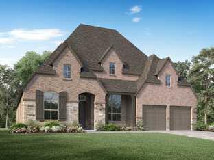 Plan 213 - Pomona: 65ft. lots: Manvel, Texas - Highland Homes