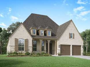 Plan 214 - Woodforest - Noble Greens: Montgomery, Texas - Huntington Homes