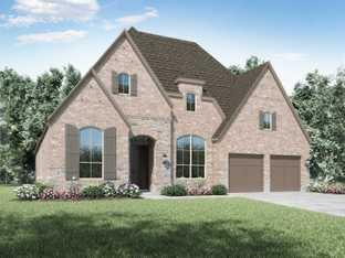 Plan 215 - Fulbrook on Fulshear Creek: 60ft. lots: Fulshear, Texas - Highland Homes