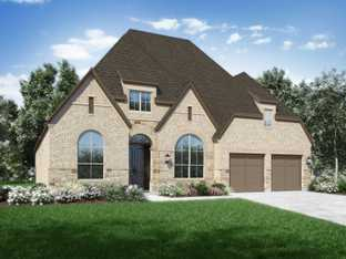 Plan 215 - Pomona: 65ft. lots: Manvel, Texas - Highland Homes