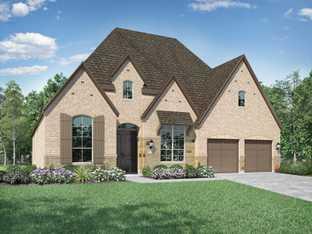 Plan 216 - Fulbrook on Fulshear Creek: 60ft. lots: Fulshear, Texas - Highland Homes