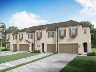 Plan Chester - Devonshire: Townhomes: Forney, Texas - Highland Homes