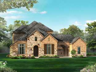 Plan 616 - M3 Ranch: 80ft. lots: Mansfield, Texas - Highland Homes